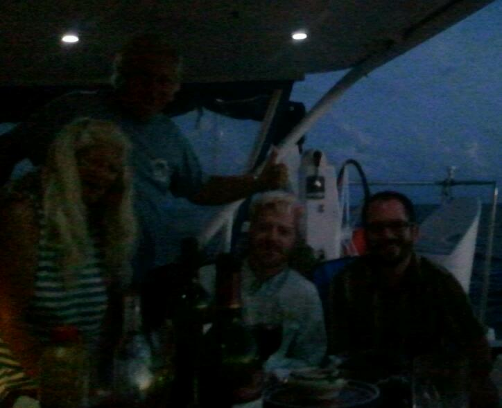 The bon voyage crew